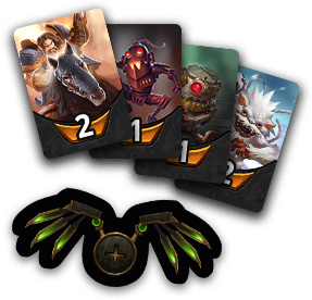 Eternal: Chronicles of the Throne Components