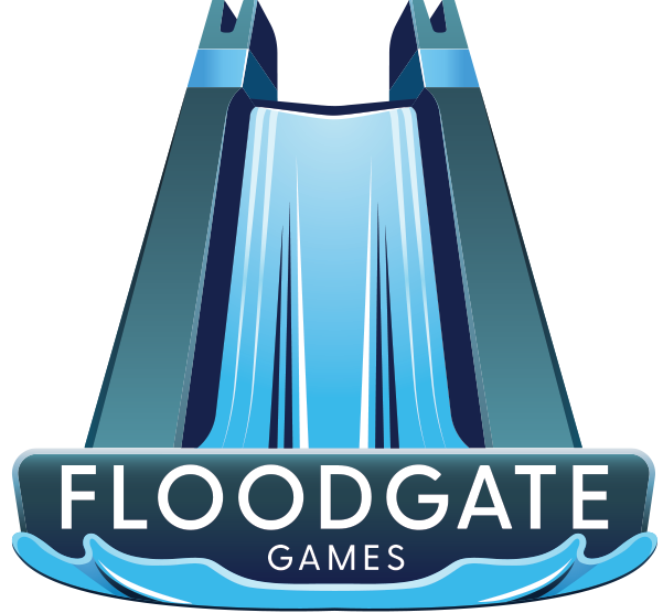 Floodgate Games Logo
