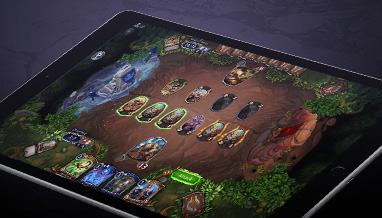 Eternal Comes to iPad and Android Tablets