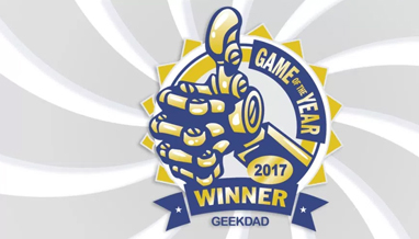 Clank! In! Space! Is GeekDad's Game of the Year