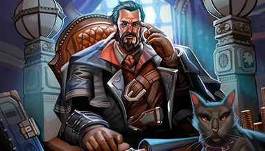 Wallpaper: Dizo, Cabal Chairman