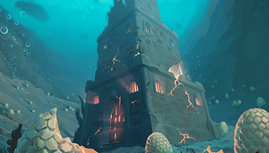 Wallpaper: Sunken Tower