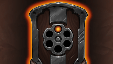 New Premium Card Back: Six-Gun!