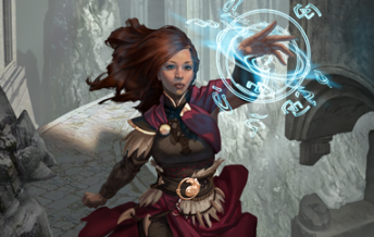New Hero: Tamarys, the Geomancer