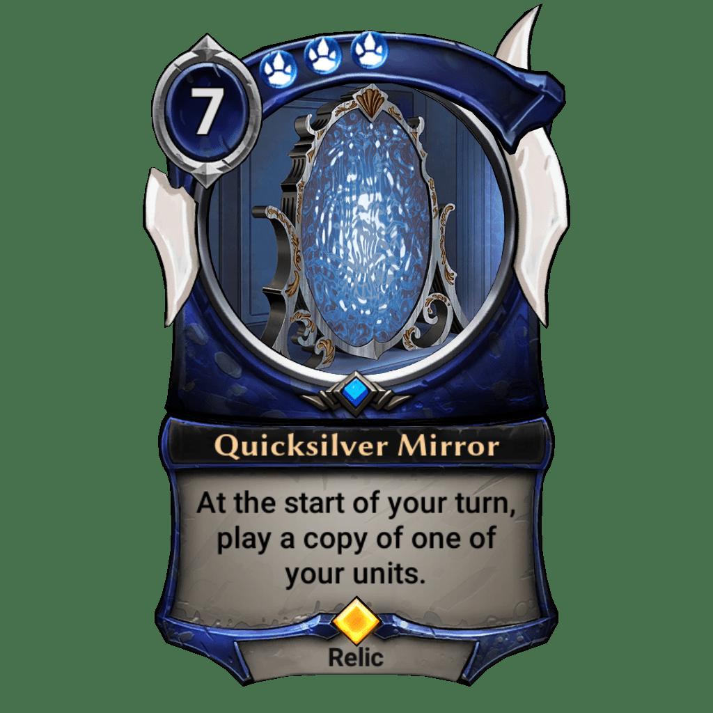 Defiance] Quicksilver Mirror : EternalCardGame