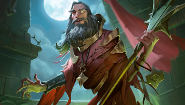 New Hero: Star-Reader Severin