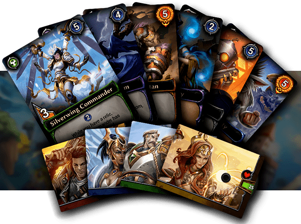 Eternal: Chronicles of the Throne - News - Dire Wolf Digital