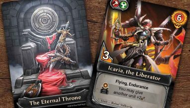Chronicles of the Throne Designer Diary: Warping & the Eternal Throne