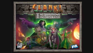 Pre-order Clank! Legacy: Acquisitions Incorporated!