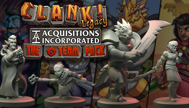 "Clank! Legacy: Acquisitions Incorporated ""C"" Team Pack!"