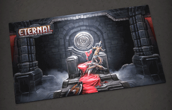New Playmats from Dire Wolf!