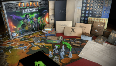 Clank! Legacy: Acquisitions Incorporated Available Now