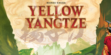 Reiner Knizia's Yellow & Yangtze is Live!