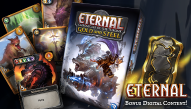 Eternal: Chronicles of the Throne: Gold and Steel Design Diary 2