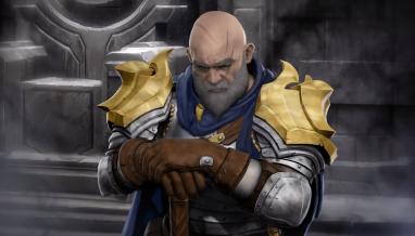 New Hero: Gerrit, Throne Guardian