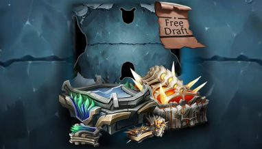 Skycrag Glacier Playmat Bundle
