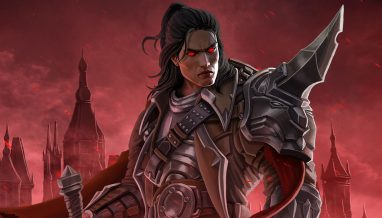 New Hero: Kaleb, Executioner