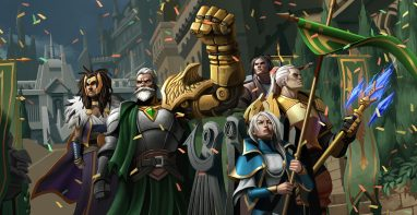 New Sealed League: Rise Up!