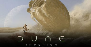 Dune: Imperium Now in Stores!
