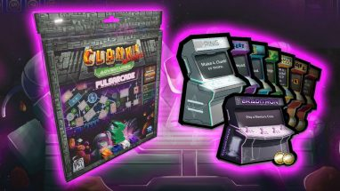 Clank! In! Space! Adventures – Pulsarcade!