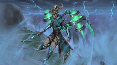 New Sealed League: Awakened Forces
